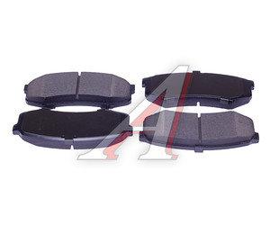 Колодки тормозные TOYOTA Land Cruiser (J80,J90,J100) задние (4шт.) SANGSIN SP2040, GDB1182