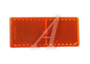 Катафот ГАЗ-2705 задний оранжевый (50х120мм) ТЕХАВТОСВЕТ 3012.3731, 3002-01