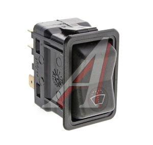 Выключатель клавиша ПАЗ омывателя стекла ветрового АВТОАРМАТУРА 77.3709-02.30