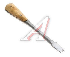 Отвертка шлицевая SL 9.0х250мм с накладной деревянной ручкой МЕТАЛЛИСТ От250х1,6НЩ, 10298