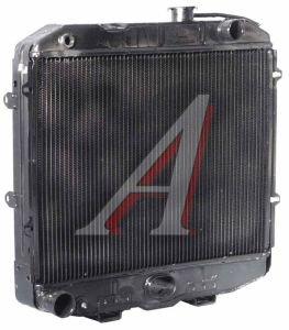 Радиатор УАЗ-3162,31602 медный 3-х рядный дв.ЗМЗ-409,417 ШААЗ 3160-1301010