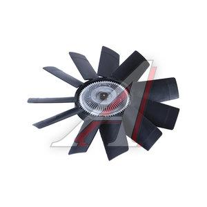 Вентилятор ГАЗ-33106 с вязкостной муфтой в сборе дв.CUMMINS ISF 3.8 BORG WARNER 020005216