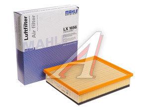 Фильтр воздушный RENAULT Master 3 (03-) OPEL Movano (06-) MAHLE LX1656, 8200505566