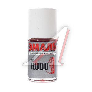 Краска белая с кистью 15мл VW LB9A Candy KUDO KUDO VOLKSWAGEN LB9A, KU-72801