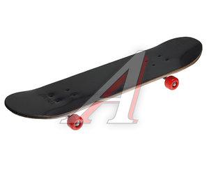 "Скейтборд 31х8"" алюминиевый трак LARSEN CITY 1 SB-1, 245170"