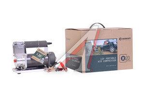 Компрессор автомобильный 72л/мин. 14атм. 30А 12V на клеммы АКБ (сумка) BERKUT BERKUT R20