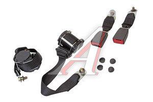 Ремень ВАЗ-2108-099 безопасности задний комплект 2109-8217128*З