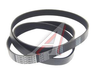Ремень приводной поликлиновой 6PK1830 KORTEX KDB261, 6PK1830