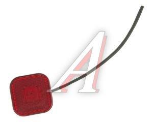 Фонарь габаритный светодиодный красный (аналог DAF) ТЕХАВТОСВЕТ 110.3731-02