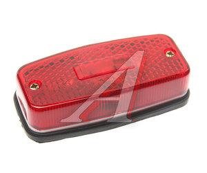 Фонарь контурный 12/24V красный (светодиод) ЕВРОСВЕТ ЕС 04.К LED 12/24