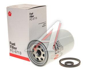 Фильтр топливный KUBOTA M9540 SAKURA FC1804, FF5172/P502163, 16403Z9000/16403Z9005/W21ESF1G00