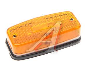 Фонарь контурный 12/24V оранжевый (светодиод) ЕВРОСВЕТ ЕС 04.О LED 12/24