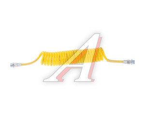 Шланг пневматический витой М22 L=5.5м (желтый) (t=-45+50) СМ AIR FLEX М22 L=5.5м (желтый), СМ452.711.006.0