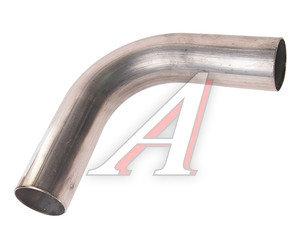 Труба-вставка глушителя (внешн.d=50мм, изгиб 90град.) FORTLUFT BP5090