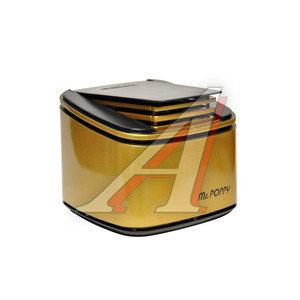 Ароматизатор на панель приборов жидкостный (лимон) 100мл Mr.Poppy DIAX GT-73675LEM