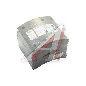 Накладка тормозной колодки SAF (420х178) (стандарт, 8 отверстий) (8шт.) VALEO 219283, 19283, 3057396000