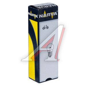 Лампа 6V 2.4W EP10 NARVA 30078CP, N-30078