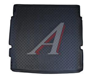 Коврик багажника CHEVROLET Orlando (11-) (5 мест) полиуретан NOR NPL-P-12-40