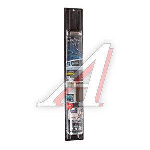 Шторка автомобильная для боковых стекол 70см (M) роликовая золото карбон сетчатая 2шт. CARBON 1701336-275GL