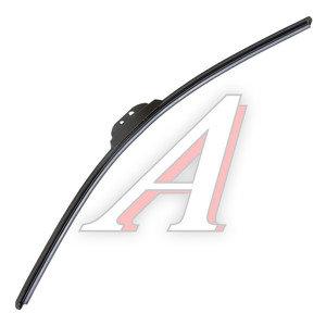 Щетка стеклоочистителя 600мм беcкаркасная (крепление крючок) Super Flat Graphit ALCA AL-054, 054000, 1118-5205070-01