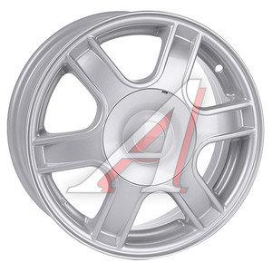 Диск колесный литой RENAULT Logan,Sandero R14 Сильвер КС-576 K&K 4х100 ЕТ43 D-60,1