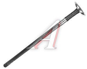 Полуось КАМАЗ-4310 левая длинная 16 шлицев (ОАО КАМАЗ) 4310-2403071