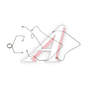 Трубка топливная Д-144 высокого давления (рядный ТНВД) комплект (А) Д37М-1104200-26,27,28,29, Д37М-1104200-22