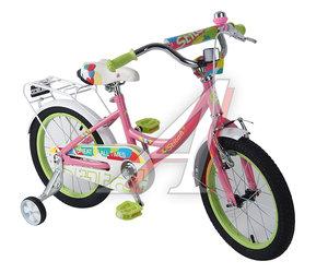 """Велосипед 16"""" 1-ск. (4-6 лет) Joying STITCH JK1912007 16 B, 147"""