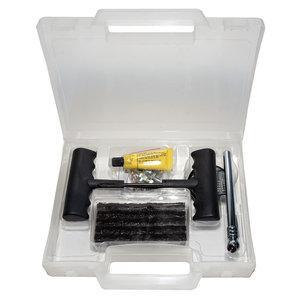 Аптечка для ремонта бескамерных шин в кейсе VICTOR VICTOR V126, V126