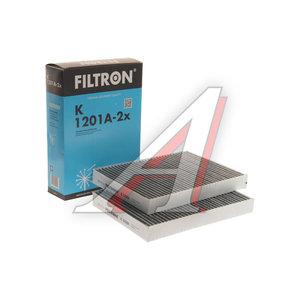 Фильтр воздушный салона MERCEDES CL,S-Class (W216,221) угольный FILTRON K1201A-2x, LAK292/S
