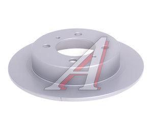 Диск тормозной NISSAN Almera (95-00),Sunny (90-95) задний (1шт.) OE 43206-58Y01, DF4006