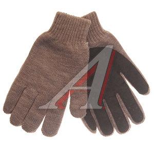 Перчатки полушерстяные со спилковым наладонником Нерпа Ультра ИСТОК З013
