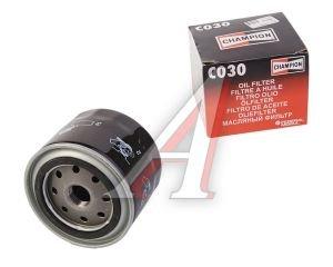 Фильтр масляный ВАЗ-2101-12 CHAMPION C030/606, COF100030S, 2105-1012005