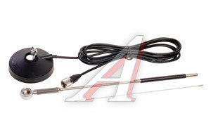 Антенна СВ Mini Mag 27МГц, 50Вт,1.1dBi,0.63м,кабель 3м,575г,основа 90мм Optim Mini Mag, Sirio Antenne S.r.l. (Италия)