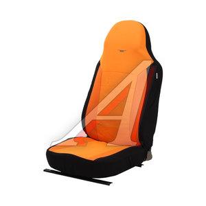Авточехлы универсальные полиэстр (L) черно-оранжевые (AIRBAG 3 молнии 7 предм.) Antares PSV 122150, 122150 PSV