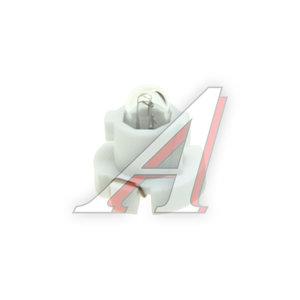 Лампа 12V Т3 3W пластиковый цоколь KOITO 1562, E1562