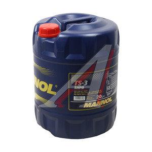 Масло дизельное TRUCK SPECIAL TS-3 SHPD мин.20л MANNOL MANNOL SAE10W40, 1255
