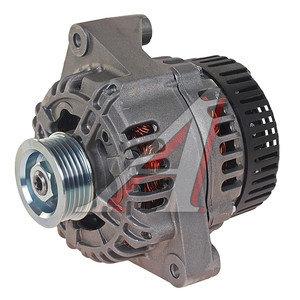 Генератор ВАЗ-2123 (выпуска после 2003г.) инжектор 14В 80А ПРАМО 5112.3771, 5112.3771 Т, 2123-3701010-01