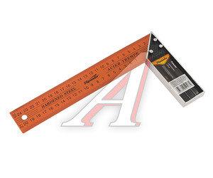 Угольник 250мм металлический SPARTA 323425