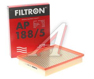 Фильтр воздушный OPEL Vectra (02-08) FILTRON AP188/5, LX1467, 5835142
