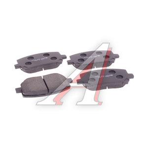 Колодки тормозные TOYOTA Corolla (01-08),Matrix (02-08) передние (4шт.) HSB HP5097, GDB3315/GDB7218/GDB7218S, 04465-44090