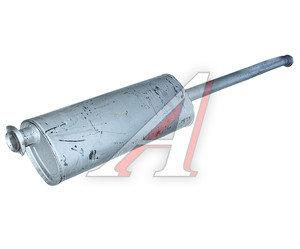 Глушитель ГАЗ-330202 дв.CUMMINS удлиненная база НТЦ МСП 330202-1201008-40