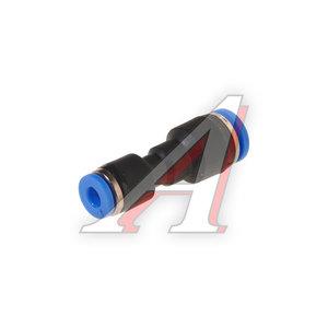 Фитинг для пластиковых трубок 6x4мм ROCK FORCE RF-SPG06-04