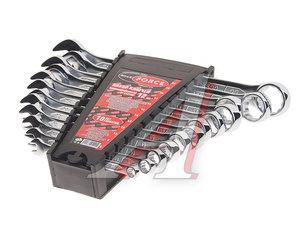 Набор ключей комбинированных 6-22мм 12 предметов в холдере ROCK FORCE RF-5121MP