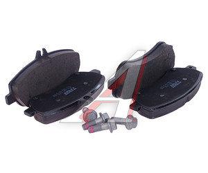 Колодки тормозные MERCEDES GLK (X204) передние (4шт.) TRW GDB1798, A0054209220