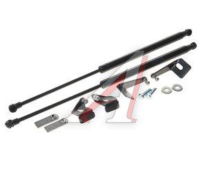 Амортизатор MITSUBISHI Lancer 10 (11-) капота (пружина газовая) комплект AutoUpor UMILAN012, UMILAN011