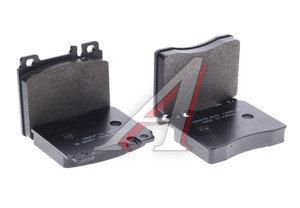 Колодки тормозные MERCEDES (W140) (91-98) передние (4шт.) HSB HP5028, GDB113, A0024201220