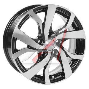 Диск колесный литой TOYOTA Camry,Corolla (08-) R16 Палермо АЧ КС-607 K&K 5х114,3 ЕТ45 D-60,1
