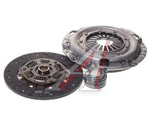 Сцепление KIA Shuma (00-) (1.8) комплект (200мм) VALEO PHC KIK-021, 0K2A3-16460/0K954-16410B/0K2A1-16510A