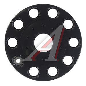 Колпак колеса R22.5 переднего пластик (черный ) АВТОТОРГ АТ-9211, AT59231